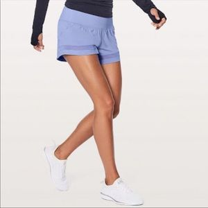 Lululemon Pace Perfect Short